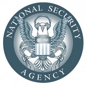 NSA fake logo