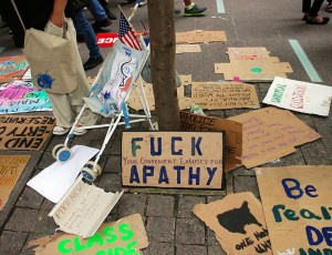 occupy fuck apathy