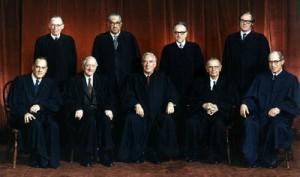 SCOTUS, circa 1973