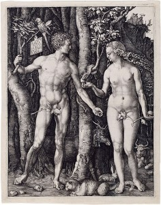 Albrecht_Dürer,_Adam_and_Eve,_1504,_Engraving