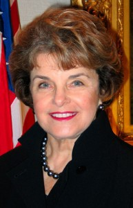 Senate Intelligence Committee Chairwoman Diane Feinstein (D-CA)