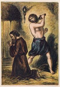412px-Joseph_Martin_Kronheim_-_Foxe's_Book_of_Martyrs_Plate_I_-_Martyrdom_of_St__Paul