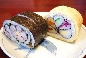 Big_rolled_sushi,Hutomakizushi,Katori-city,Chiba,Japan