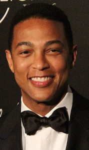Don Lemon Source: Neon Tommy, CC-BY, Wikimedia Commons