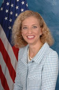 Debbie Wasserman Schultz Source: CC-BY, US Congress