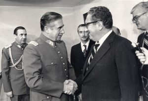 kissinger-pinochet